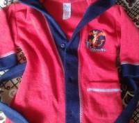 Продам детский халат на 12-18 месяцев (рост 86 см). Северодонецк. фото 1