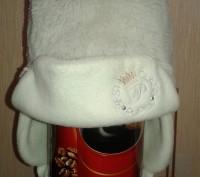 Продам очень красивую, с натурального меха, на возраст 9-18 месяцев, состояние н. Северодонецк, Луганская область. фото 2