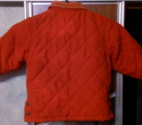 Курточка теплая демисезонная для мальчика в отличном состоянии. На рост 92 см. М. Чернигов, Черниговская область. фото 3