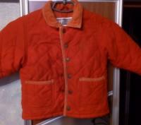 Курточка теплая демисезонная для мальчика в отличном состоянии. На рост 92 см. М. Чернигов, Черниговская область. фото 2