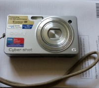 Фотоаппарат SONY Cyber-shot DSC-WX1 Silver. Харьков. фото 1