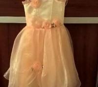 Платье детское праздничное. Черкассы. фото 1