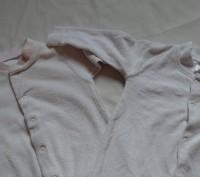 Человечки размер 0-3 месяца, рост 56-62, 100 % хлопок, некоторые одеты пару раз,. Київ, Київська область. фото 4