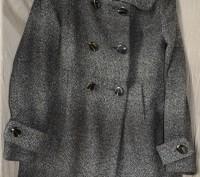 Пальто мarks & spencer, шерсть, свободный крой М-Л. Каменец-Подольский. фото 1