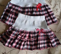 Юбочка на девочку 98; 104 см. Милая юбочка для маленькой принцессы. Хорошо сиди. Одеса, Одеська область. фото 3