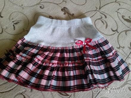 Юбочка на девочку 98; 104 см. Милая юбочка для маленькой принцессы. Хорошо сиди. Одеса, Одеська область. фото 1