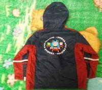 Продам куртку на мальчика на возраст 2/3 года рост 98 см, но можно носить и доль. Запорожье, Запорожская область. фото 3