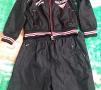 Продам спортивный костюм DAMING на мальчика состояние нового. Покупали на рост 1. Запорожье, Запорожская область. фото 2
