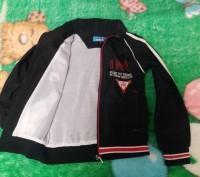 Продам спортивный костюм DAMING на мальчика состояние нового. Покупали на рост 1. Запорожье, Запорожская область. фото 4