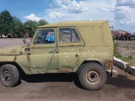 Продается УАЗ 31512 б/у в рабочем состоянии. Чугуев, Харьковская область. фото 5