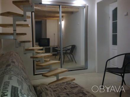 Сдам 2-х ярусную квартиру на Канатной / Базарной, 1/3 эт., косметический ремонт . Одесса, Одесская область. фото 1