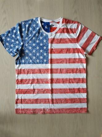 оригинальная новая футболка Brooklyn USA. Николаев. фото 1