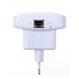 Wi-Fi Repeater Репитер Wi-Fi роутер Усилитель Wifi сигнала - Может работать в ре. Одесса, Одесская область. фото 12