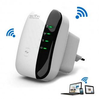 Wi-Fi Repeater Репитер Wi-Fi роутер Усилитель Wifi сигнала - Может работать в ре. Одесса, Одесская область. фото 9