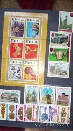 """Колекційні марки і блоки на тему """"Мистецтво"""" різних країн і років випуску (Украї. Чернигов, Черниговская область. фото 1"""