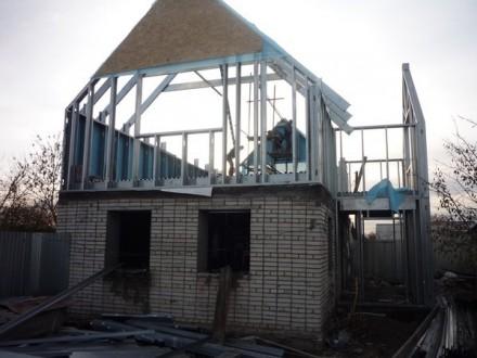 Компания Альбатрос занимается монтированием зданий каркасного типа из высококаче. Днепр, Днепропетровская область. фото 3