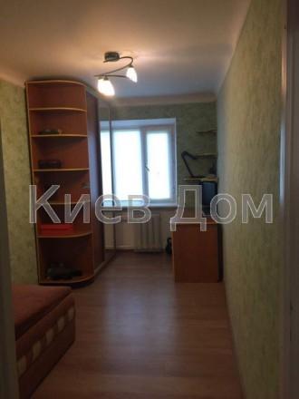 Сдаётся отличная трехкомнатная просторная, светлая квартира в хорошем состоянии . Киев, Киевская область. фото 6