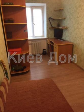 Сдаётся отличная трехкомнатная просторная, светлая квартира в хорошем состоянии . Киев, Киевская область. фото 10