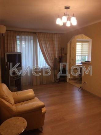Сдаётся отличная трехкомнатная просторная, светлая квартира в хорошем состоянии . Киев, Киевская область. фото 2