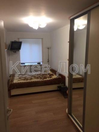 Сдаётся отличная трехкомнатная просторная, светлая квартира в хорошем состоянии . Киев, Киевская область. фото 5