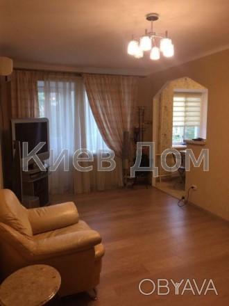 Сдаётся отличная трехкомнатная просторная, светлая квартира в хорошем состоянии . Киев, Киевская область. фото 1