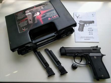Продам пневматический пистолет Аникс А 101 б\у (полный комплект с паспортом ) + . Запорожье, Запорожская область. фото 3