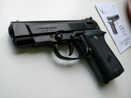 Продам пневматический пистолет Аникс А 101 б\у (полный комплект с паспортом ) + . Запорожье, Запорожская область. фото 5