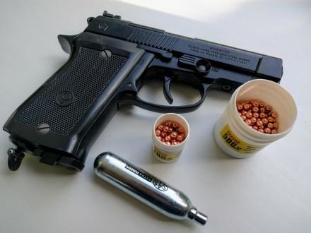 Продам пневматический пистолет Аникс А 101 б\у (полный комплект с паспортом ) + . Запорожье, Запорожская область. фото 7