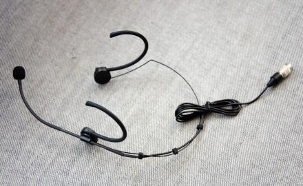 Радіосистема Audio-Technica 2000 series з наголовним мікрофоном. Привезена з США. Львов, Львовская область. фото 6