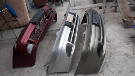 Продам передний бампер и телевизор Деу Нубира 1-2  Есть все к данному авто  . Днепр, Днепропетровская область. фото 7
