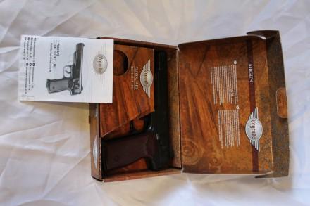 Пістолет АПС .Калибр, мм: 4,5 мм (.177) Скорость выстрела, м/с: 125 м/c Емкост. Старый Самбор, Львовская область. фото 4