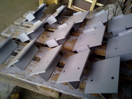 Предлагаем услуги  по серийному  изготовлению различных металлических комплекту. Запорожье, Запорожская область. фото 6