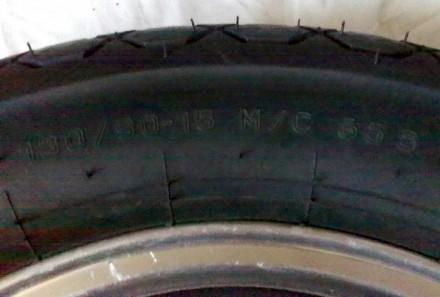 Продам мотошину в Горловке METZELER Perfect ME 77 130/90 R15 66S TL/ТТ. Шина ку. Горловка, Донецкая область. фото 5