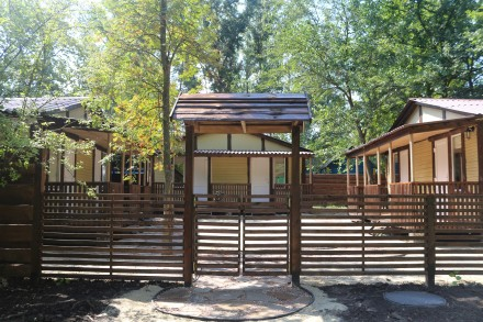 Продам действующую базу отдыха, Старый Салтов. Харьков. фото 1