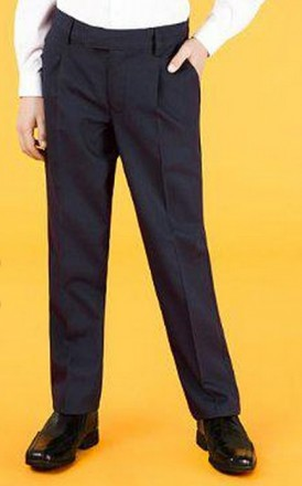Школьные брюки премиум-класса MARKS&SPENSER . Англия. р. 152. Н. Киев. фото 1