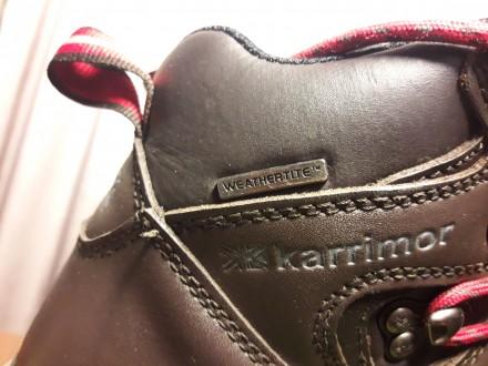 Кожаные ботинки          Karrimor   Walking Boots                              . Киев, Киевская область. фото 4
