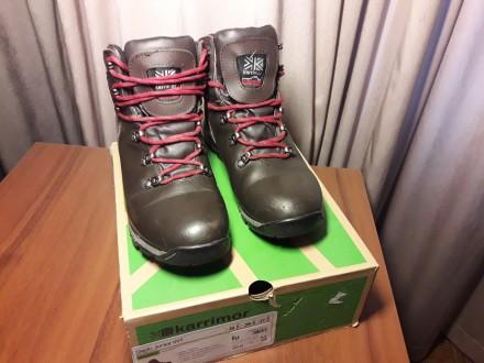Кожаные ботинки          Karrimor   Walking Boots                              . Киев, Киевская область. фото 8