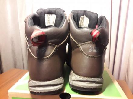 Кожаные ботинки          Karrimor   Walking Boots                              . Киев, Киевская область. фото 11