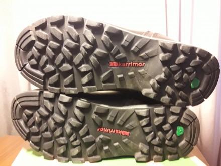 Кожаные ботинки          Karrimor   Walking Boots                              . Киев, Киевская область. фото 10
