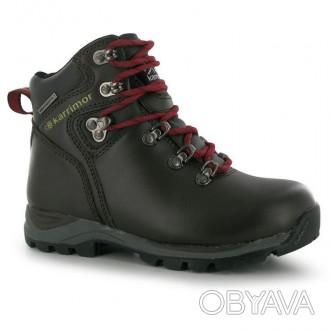 Кожаные ботинки          Karrimor   Walking Boots                              . Киев, Киевская область. фото 1