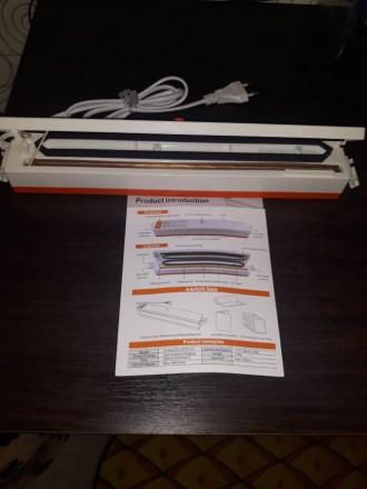 Вакууматор, вакуумный упаковщик Freshpack Pro. Полтава. фото 1