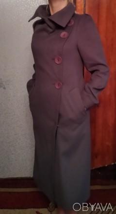 Пальто осеннее стильное!