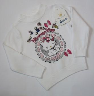 Детский свитер на девочку Small or Big (90 см - 130 см). Харьков. фото 1
