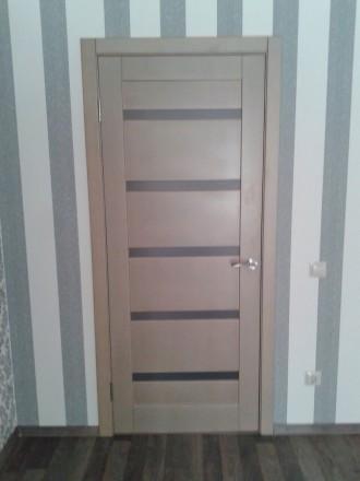 Изготовим под заказ двери и накладки на металлические двери из массива дуба.ясен. Чернигов, Черниговская область. фото 8