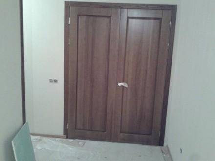 Изготовим под заказ двери и накладки на металлические двери из массива дуба.ясен. Чернигов, Черниговская область. фото 11