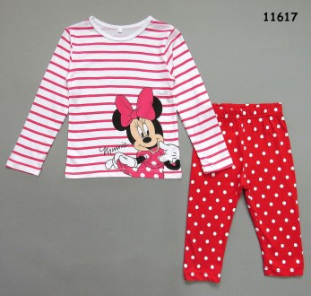 Пижама Minnie Mouse для девочки. Ніжин. фото 1