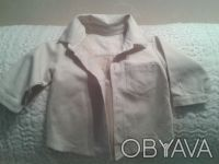 Продам рубашечку на мальчика нежно-бежевого цвета,новая с бирками,р.90,18-24 мес. Чернигов, Черниговская область. фото 7