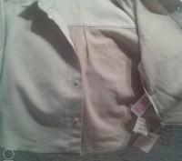Продам рубашечку на мальчика нежно-бежевого цвета,новая с бирками,р.90,18-24 мес. Чернигов, Черниговская область. фото 3