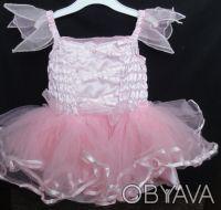 Платье нарядное пышное Matalan 12-18 мес.. Сумы. фото 1