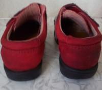 Туфельки кожаные, подошва целая. По стельке 16 см.. Чернигов, Черниговская область. фото 4